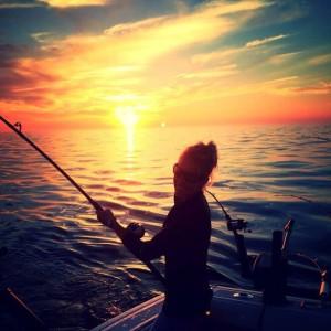 Lake Michigan Fishing Charter