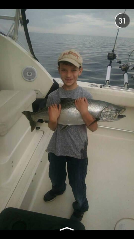 Holland Charter Fishing